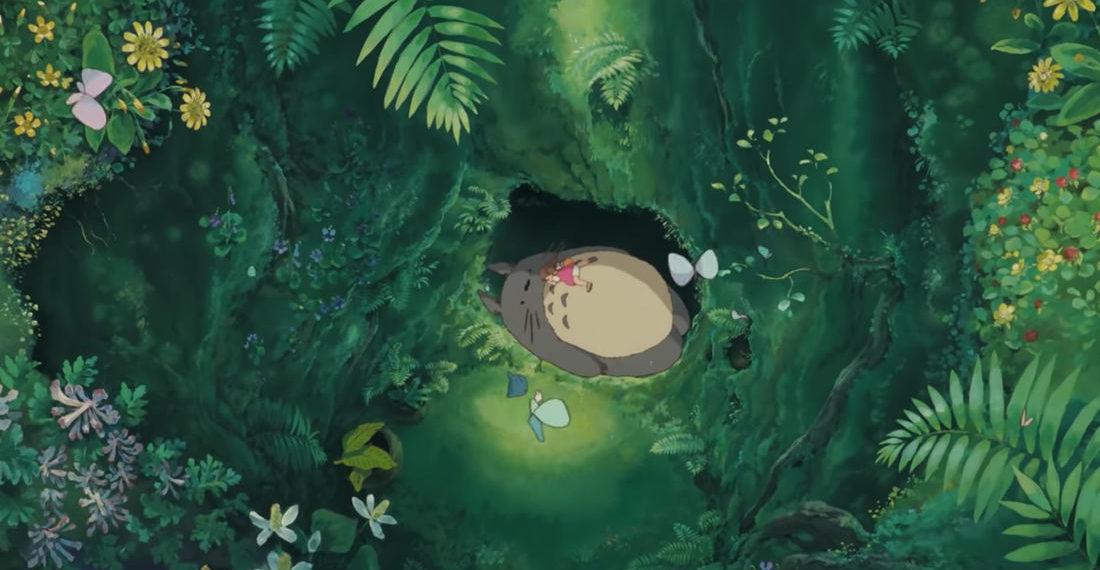 30-Minute 'Screensaver' Of Relaxing Studio Ghibli Animations
