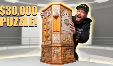 Man's Quest To Solve A $30,000 Puzzle Box