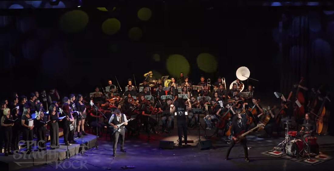 Black Sabbath's 'Iron Man' Gets An Orchestral Arrangement