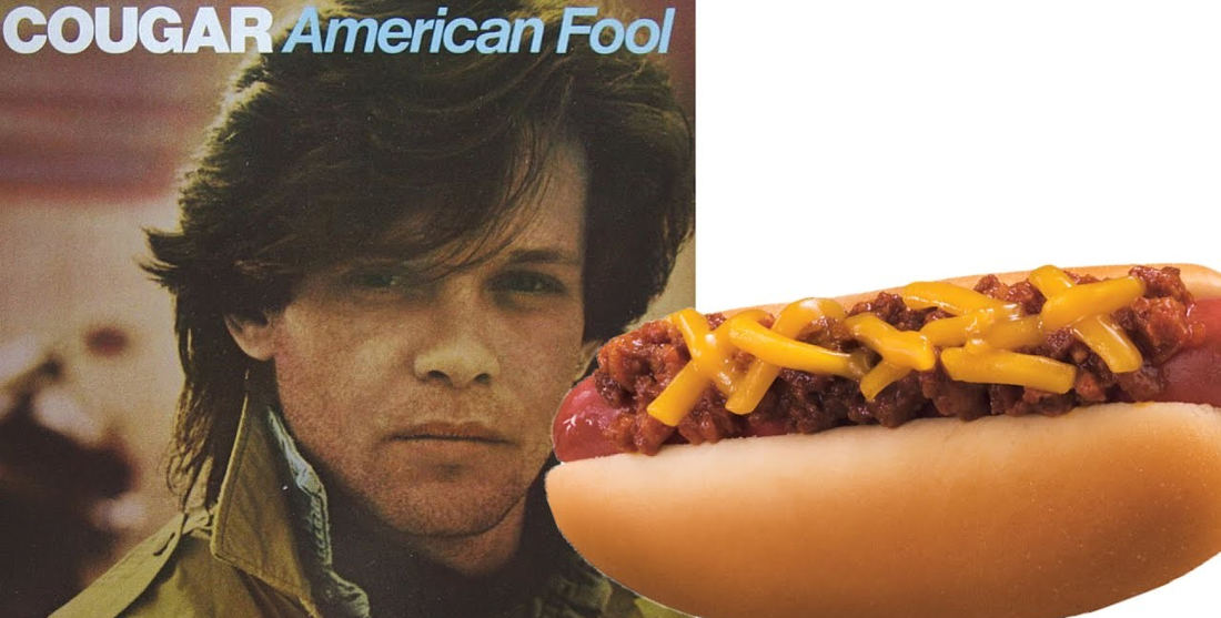 'Jack And Diane' With Most Lyrics Replaced With 'Suckin' On A Chili Dog'