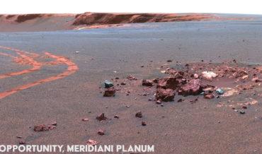 I Feel Like I'm There!: Mars In Stunning 4K