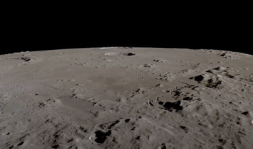 I'm In Space!: 4-Hour Video Of A Moon Orbit In Real Time