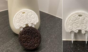 Whatever Works: 3-D Printed OREO Dunking Skewers