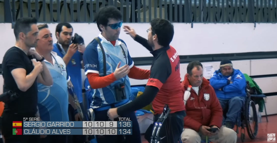 Archer Forfeits Own Shot After Opponent's Equipment Malfunctions, Forfeiting His