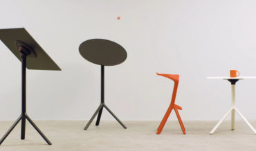 Ping Pong Ball Trick Shot Furniture Ad