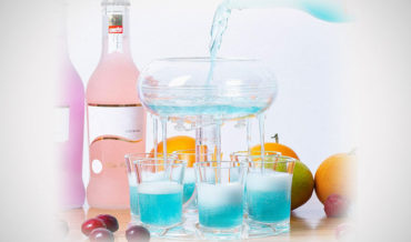 Party Time!: The Six Shot Quick-Pourer And Carrier