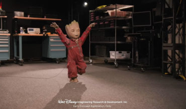 Disney Demonstrates Its Free-Walking Animatronic Baby Groot