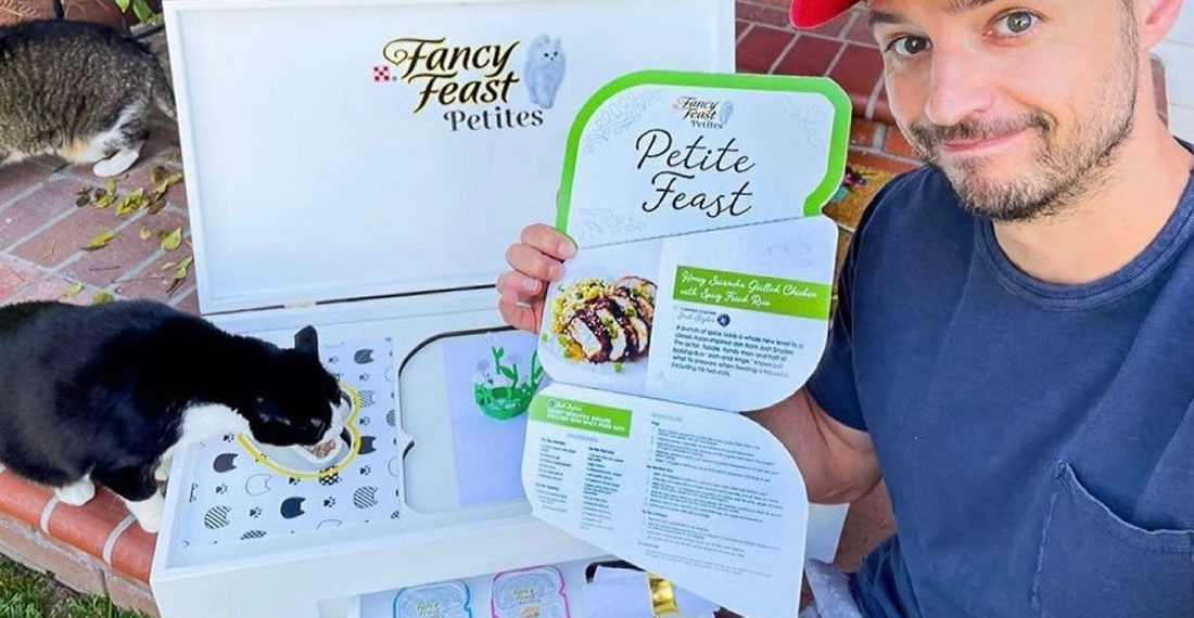Fancy Feast Releases Cookbook For Humans To Pair Their Meal With Their Cat's