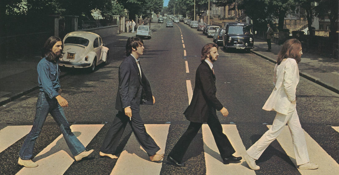 George Harrison's Vocals Isolated On Abbey Road's 'Something'