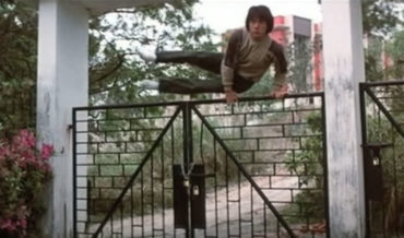 Smooth As Silk: A Compilation Of Jackie Chan Jumping Over Things