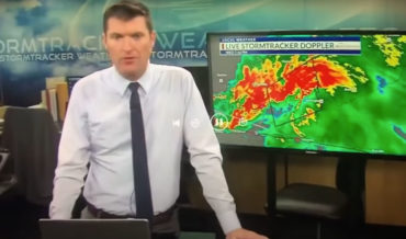 Meteorologist Goes Off On People Complaining About Program-Interrupting Storm Warnings