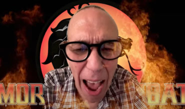Band Performs Mortal Kombat Theme With Gilbert Gottfried On Vocals