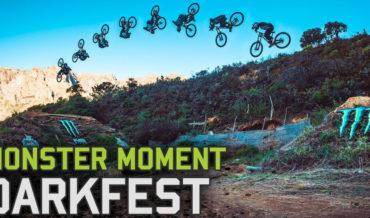 Mountain Biker Lands 100-Foot Front Flip