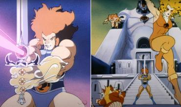 Eye Candy: An AI Upscaled Remaster Of The Thundercats Cartoon Intro
