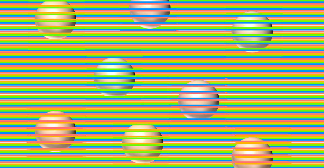 All These Balls Are The Same Color