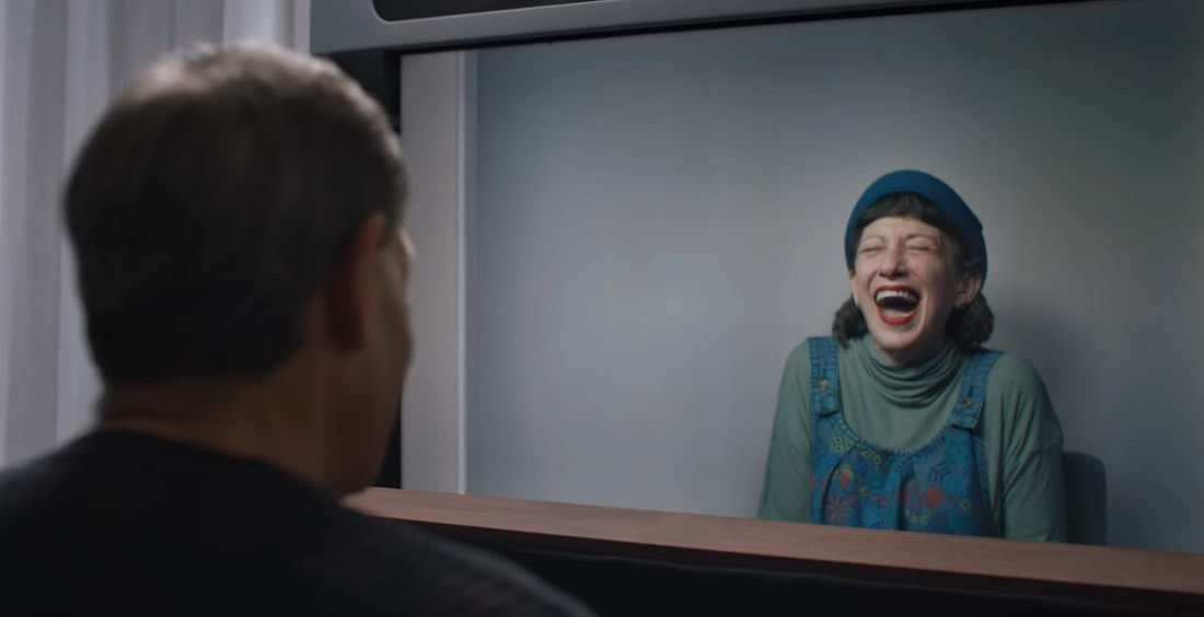 Google's New 3D Video Chat Booth: Feel Like The Other Person Is Right There With You