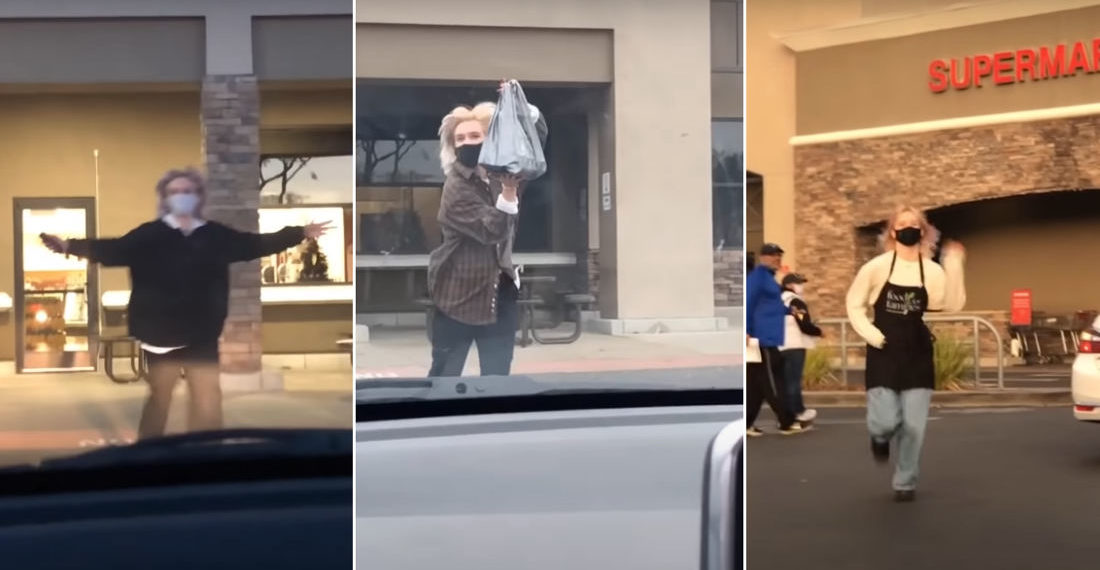 Awww: Compilation Of Guy Picking Up His Elated Girlfriend After Work