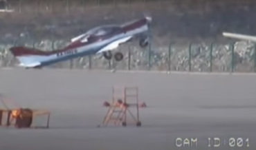 Whee!: Unpiloted, Unpowered Plane Takes Off By Itself In High Winds
