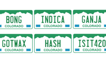 Colorado Auctions Off Weed Themed Vanity License Plates, 'ISIT420' Sells For $6,630
