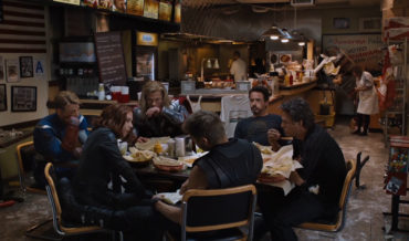 Supercut Of Marvel Movie Characters Eating Or Making Food