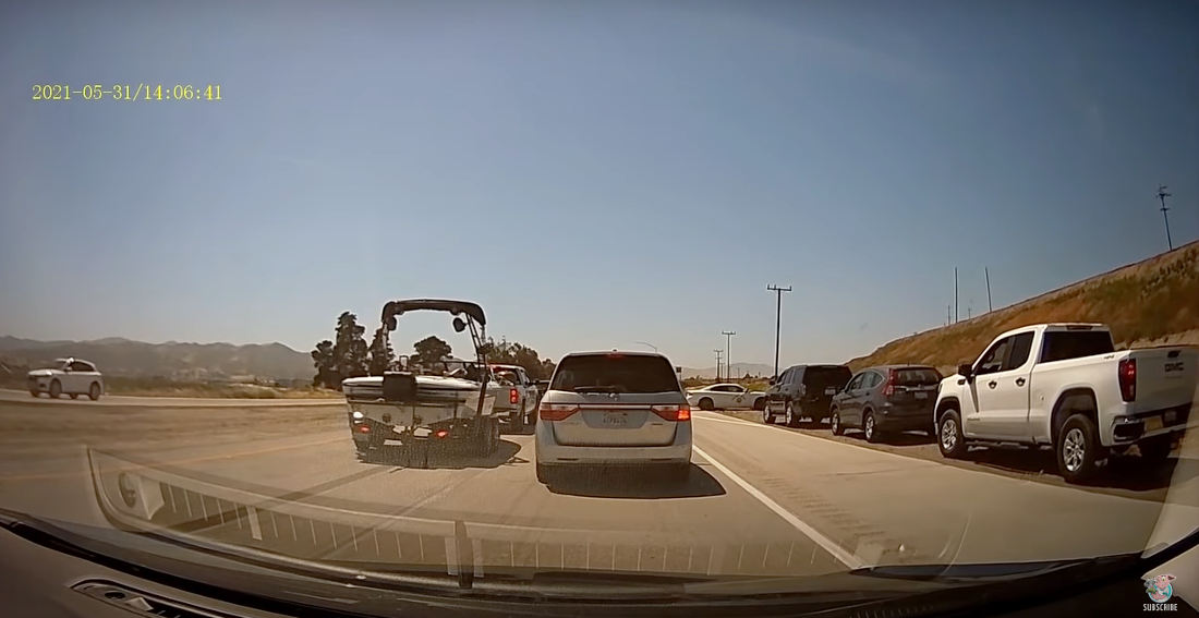 Mmmm, Sweet Justice: Motorists Trying To Pass Traffic On Shoulder Get Busted