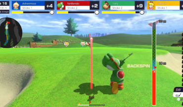 Rage Quitting: Ball Spins Around Hole 8 Times, Doesn't Fall In New Mario Golf Game