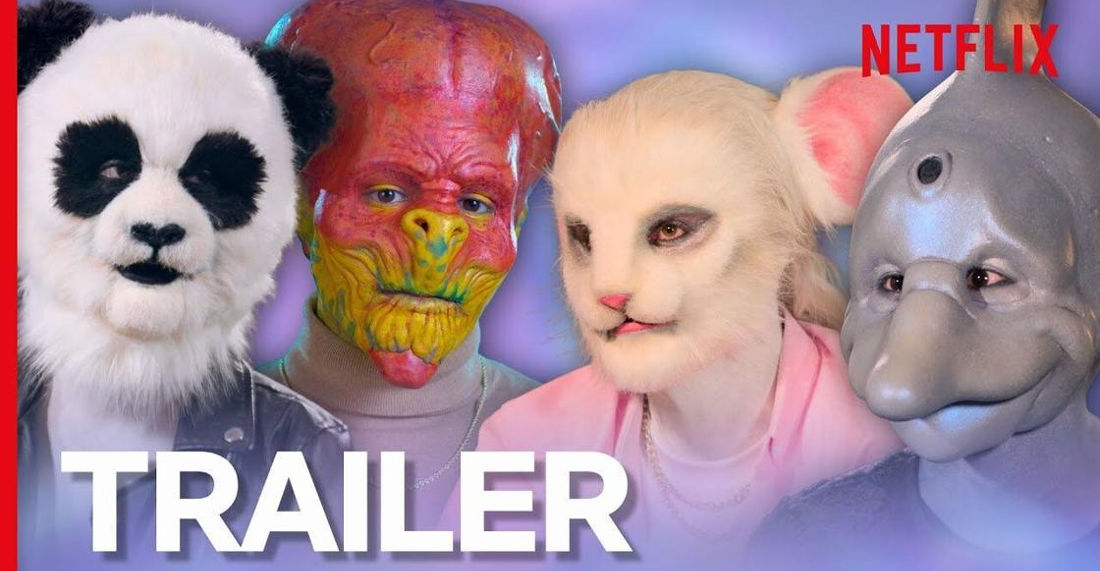 'Sexy Beasts', A Dating Reality Show Where The Contestants Are Made Up Like Furries