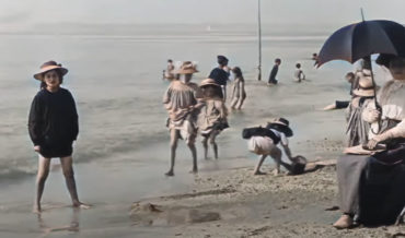Beach Footage From 1899 Gets AI Enhanced To 4K, 60FPS
