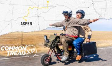 Adventurous Duo Recreate Dumb & Dumber's Mini Bike Trip From Nebraska To Colorado