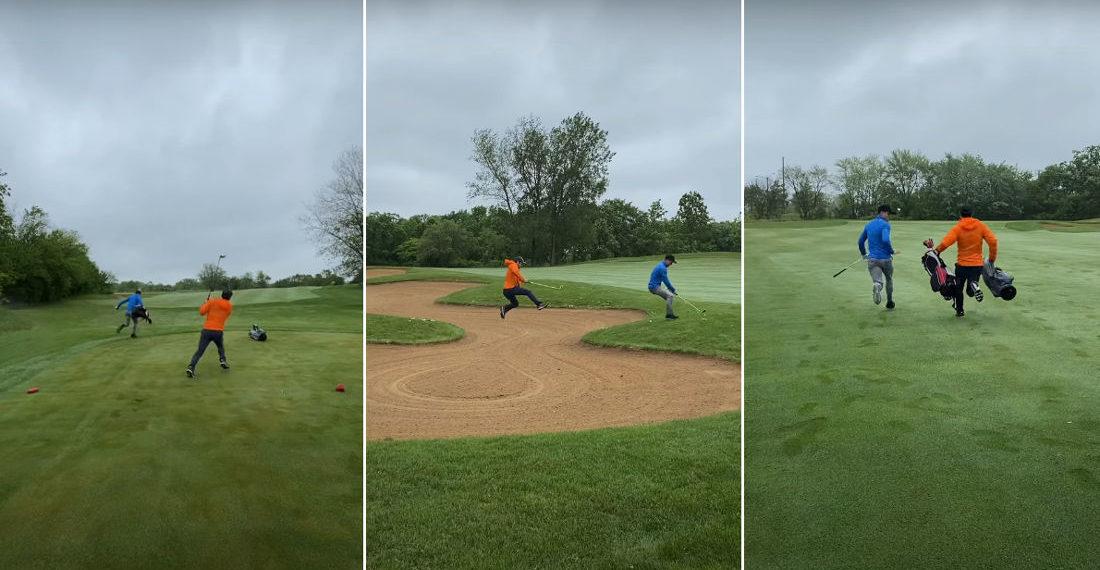 If Golf Were A Speed Sport