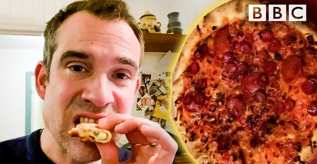 Doctors Goes On Ultra-Processed Food Diet For 30 Days To See What Will Happen To Him