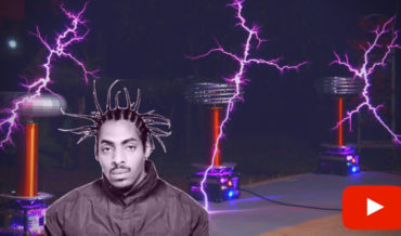 Coolio's 'Gangsta's Paradise' Performed By Trio Of Tesla Coils