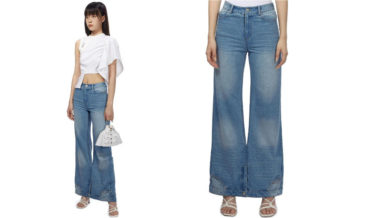 Okaaay: Jeans With Another Waistband At The Ankles