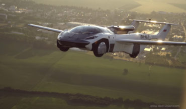 Flying Car Successfully Completes First City-To-City Flight