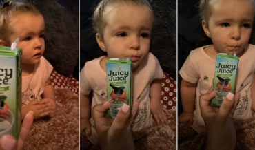 Whatever Works: Mom's Clever Trick To Get Young Daughter To Drink Her Medicine