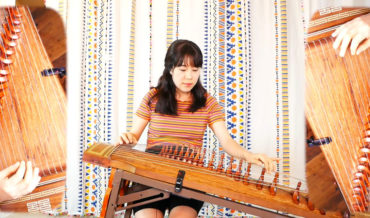 'Ring Of Fire' Performed On Traditional Korean Gayageum