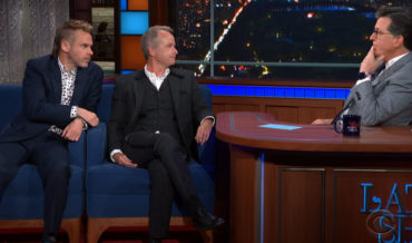 Merry And Pippin Actors Quiz Lord Of The Rings Mega Fan Stephen Colbert