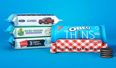 Oreo Actually Releasing Limited Edition Secret Packaging