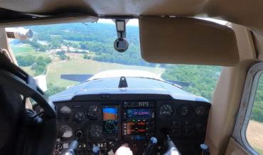 Student Pilot Loses Engine, Stays Calm, Makes Pro Emergency Landing