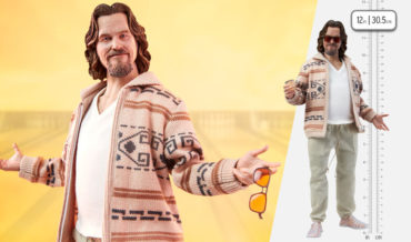 The Big Lebowski 1/6 Scale The Dude Deluxe Action Figure