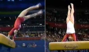 Ouch: When The Women's Gymnastics Vault Was Set Too Low At The 2000 Sydney Olympics