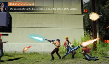 Contra Returns Reimagined In Real Life With Moderately High Production Value