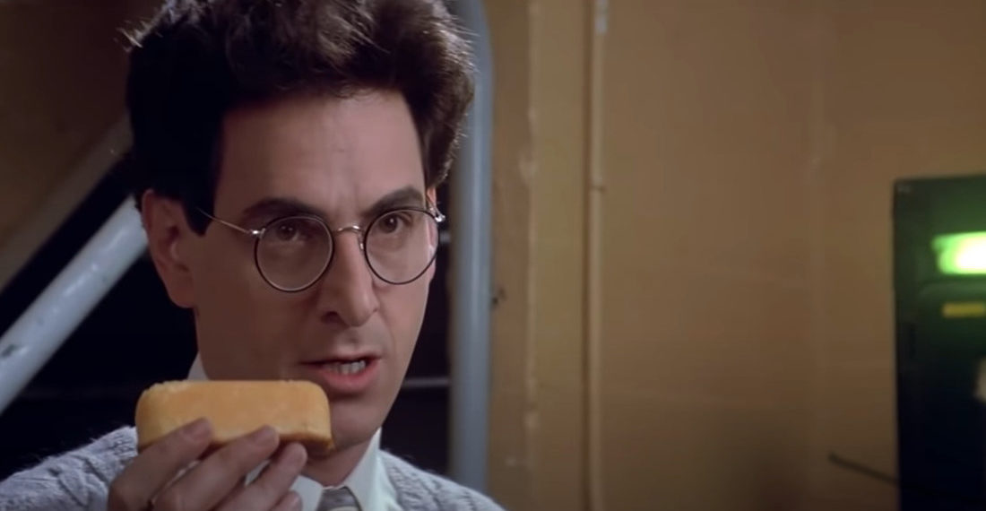 Supercut Of Egon Nerding Out In The Ghostbusters Movies