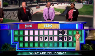 Wheel Of Fortune Contestant Throws Game To Allow Opponent To Win Some Money
