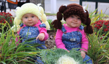 Cabbage Patch Kids Yarn Hair Hats