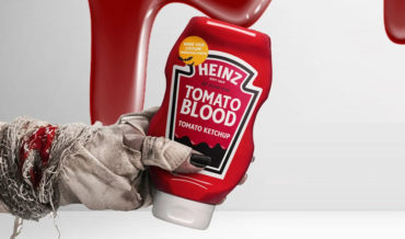 Heinz Selling 'Tomato Blood' Ketchup For Halloween