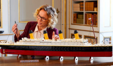 9,090-Piece LEGO Titanic Is To Be The Largest Set Yet, $630