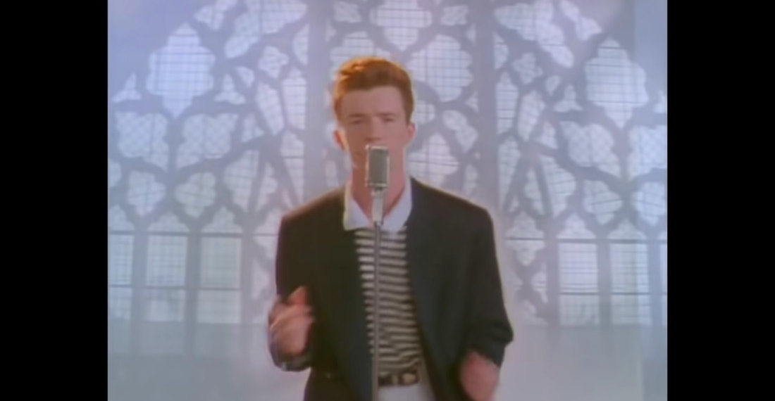 The Rickroll That Never Starts